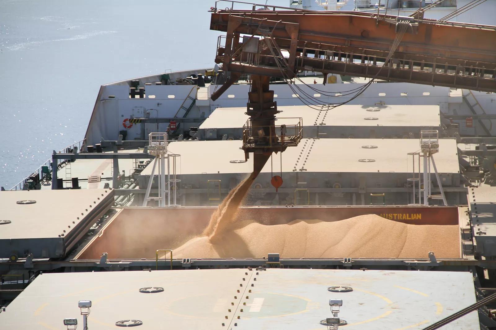 Exportação do agronegocio do brasil cai 11% em agosto