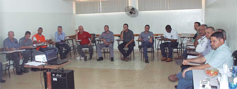 Reuniao do pame discute a formação da birga de in...