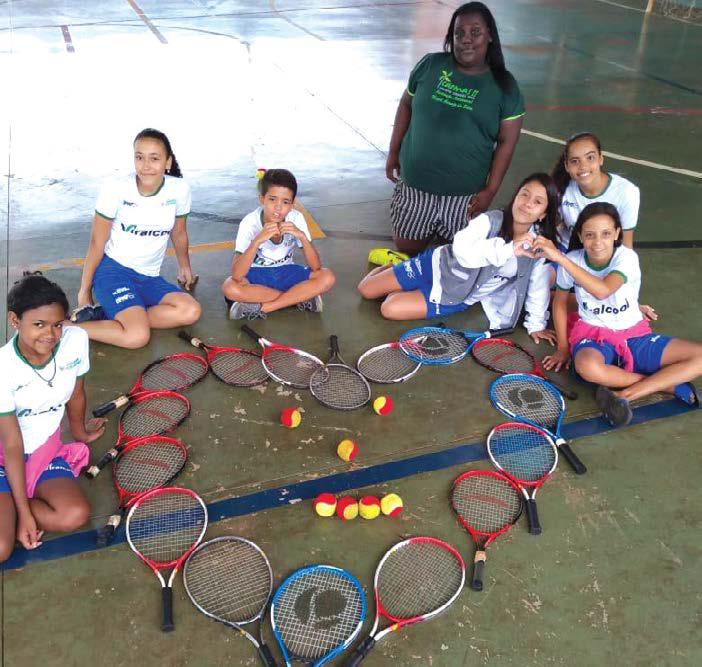 desenvolvendo pessoas atraves do tenis recomeça